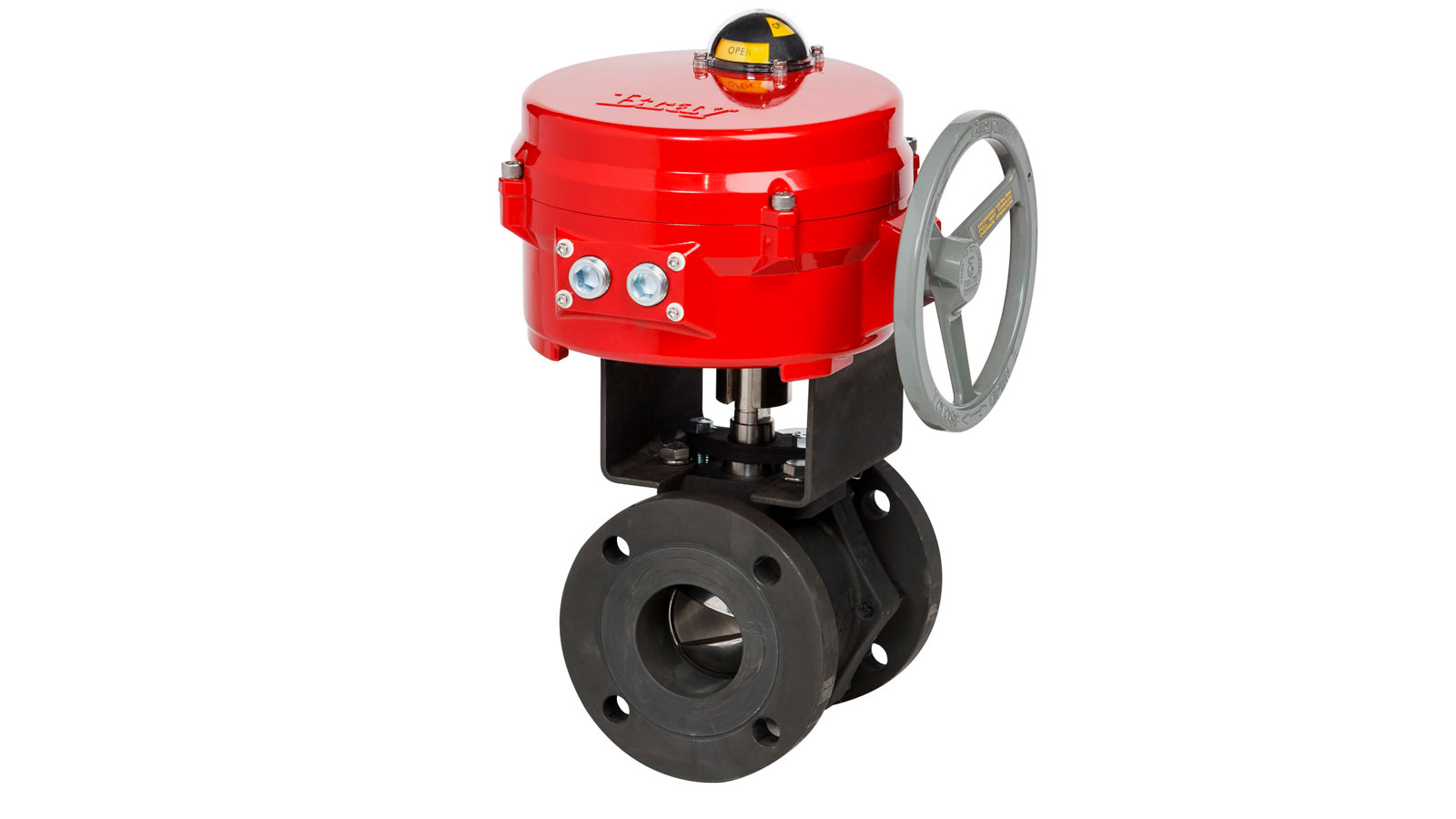BVM Series Flanged Industrial Control Ball Valves - Bray Commercial ...